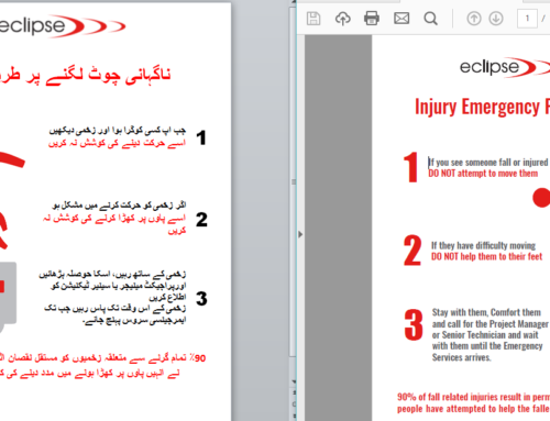 Office manual Urdu translation