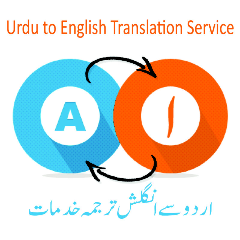 Urdu English Translation Service